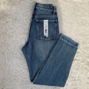 NWT AMUSE SOCIETY DISTRESSED SKINNY JEANS